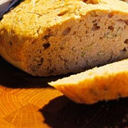 Kalljäst bröd (basrecept)