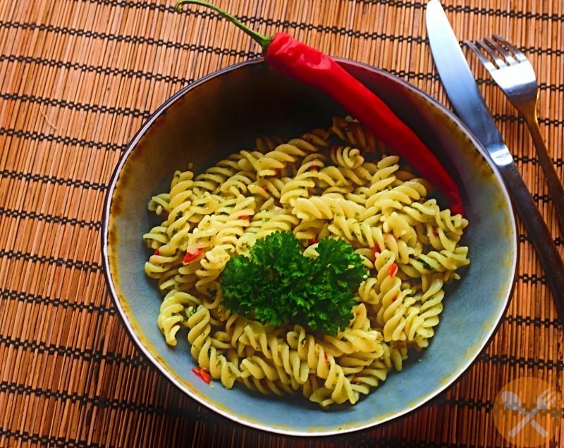 Pasta olio aglio