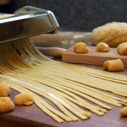 Göra egen pasta