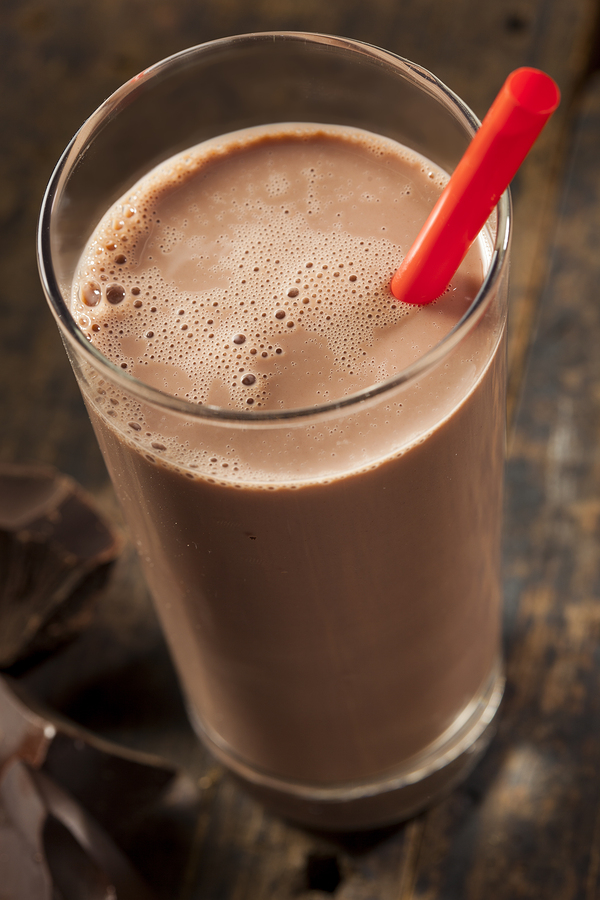Mustig chokladmjölk
